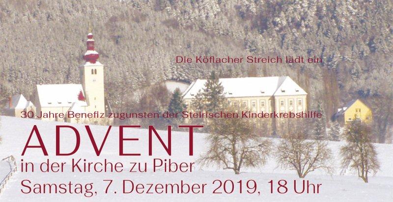 Advent in der Kirche zu Piber